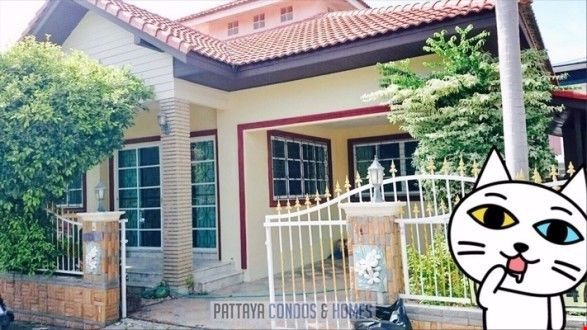 Picture of Pattaya Classic Home 3 Bedroom House For Sale