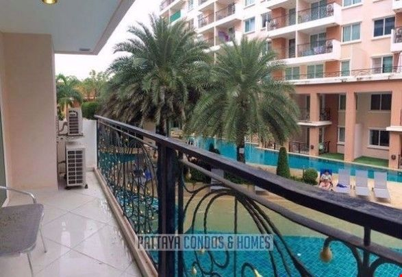 Picture of Paradise Park 2 Bedroom Condo For Rent In Jomtien