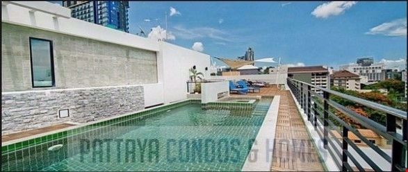Picture of Citismart Residence - 2 Bedroom Condo for Sale in North Pattaya