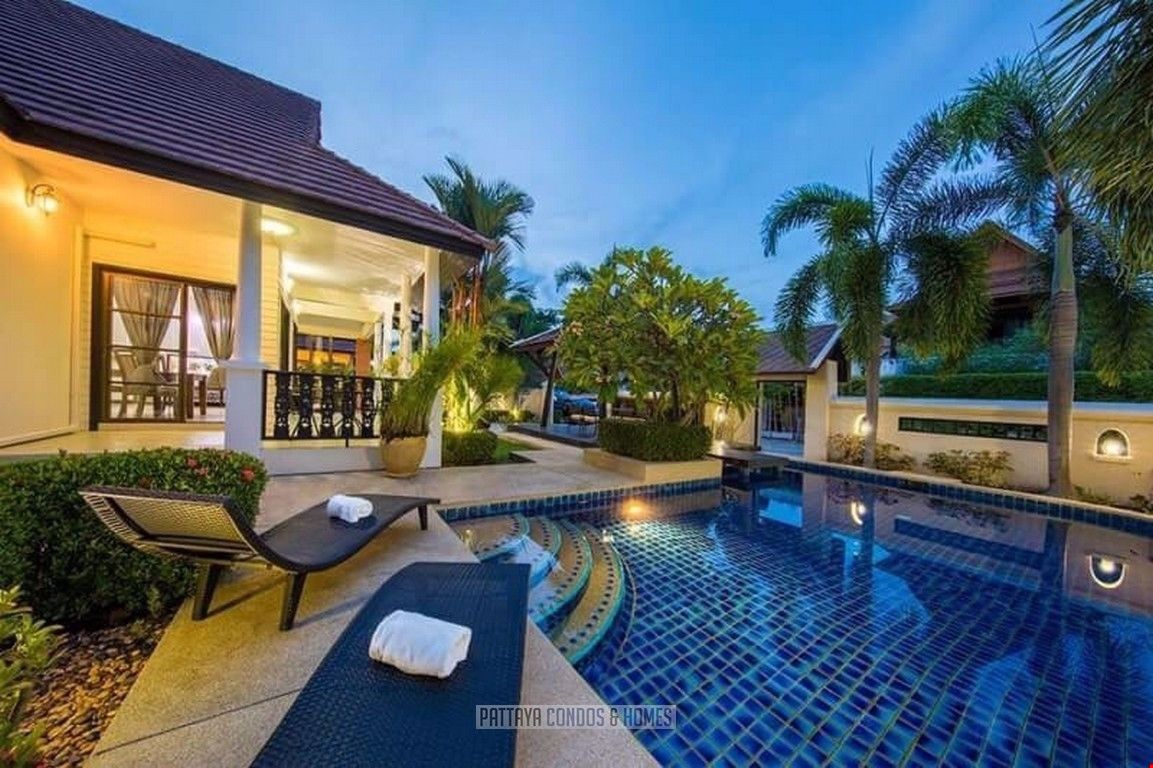 Picture of Superb 6 bedroom House in Bangsaray for Sale with Private Pool.
