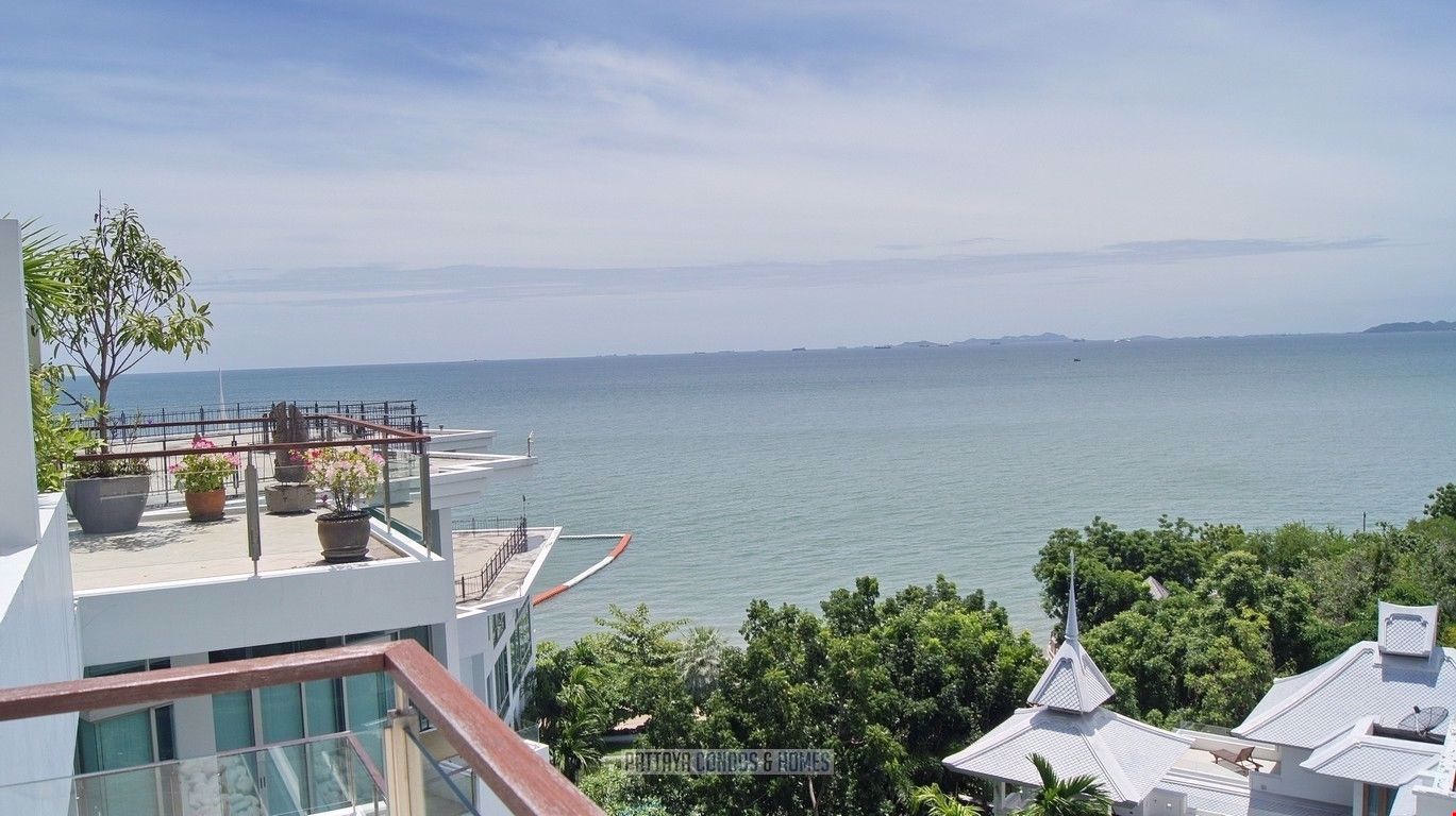 Picture of The Sanctuary Wongamat – 2 Bedroom Beachfront Condo for Rent