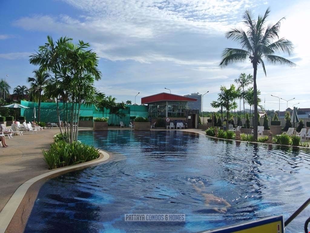 Picture of Jomtien Beach - Studio Condo for Rent