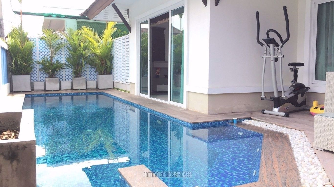Picture of Tropical Village 3 Bedroom For Rent In East Pattaya