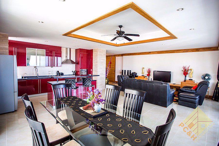 Picture of The Bay View 2 Condo - 3 Bedroom Condo for Rent, Pratumnak