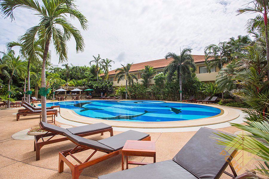 Picture of View Talay Residence 2 - 1 Bedroom Condo for Rent, Jomtien