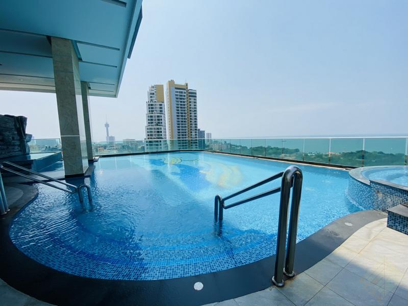 Cosy Beach View Condo for rent